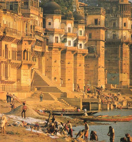 Benáresz, Varanaszí városa