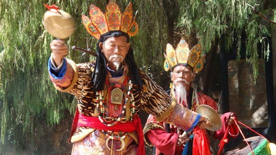Tibeti hangszerek